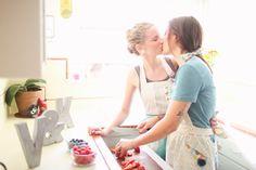 Lesbian Cooking 44