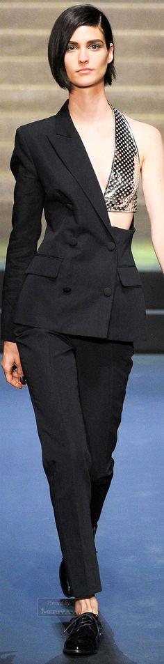 Jean Paul Gaultier.Spring 2015.