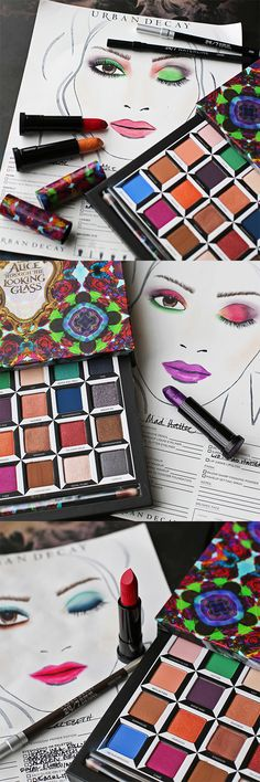 We can't wait to see the wild looks you're gonna create with our new Alice in Wonderland: Through the Looking Glass collection. #UDinWonderland #ThroughTheLookingGlass #UrbanDecay