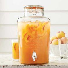 Peach Bellini non alcoholic