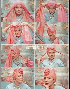 torban tutorial, Tutorial hijab pesta simple for 2015 http://www.justtrendygirls.com/tutorial-hijab-pesta-simple-for-2015/