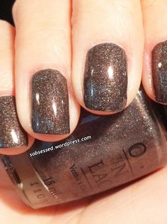 I think this is holiday glow? it's one of my fav OPI colors