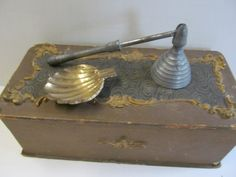 Colonial Pewter Candle Snuffer Vintage Pewter by ReVintageLannie