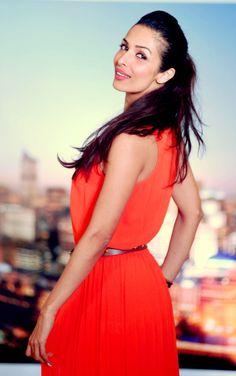 Malaika Arora Khan: Straight from a painting #Bollywood #Fashion #Style