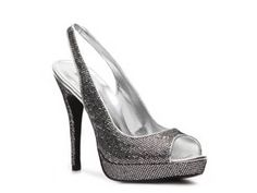 Janine!  I found my shoes for your wedding and they only cost me about $15! DSW, you're my only friend.