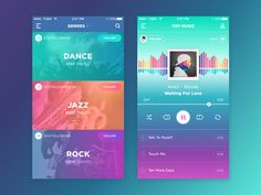 20 audio design concepts that will blow your mind — Muzli -Design Inspiration — Medium