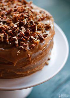 Caramel cake - A Cozinha Coletiva