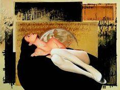 Sensuality in Art: the Erotic versus thePornographic