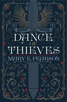 #CoverReveal Dance of Thieves (Dance of Thieves, #1) by Mary E. Pearson