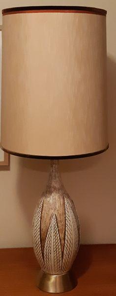 Upsela Ekeby inspired paprika lamp