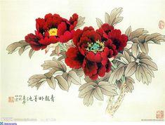 Китайские пионы. Королевский цветок.. Обсуждение на LiveInternet - Российский Сервис Онлайн-Дневников