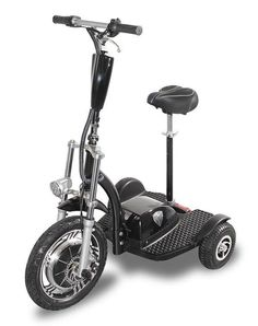 Triad 750 [Seated 3 Wheel Electric Scooter]