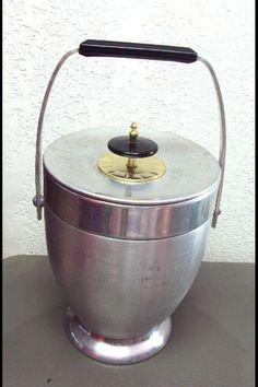 Kromex vintage ice bucket $15 eBay