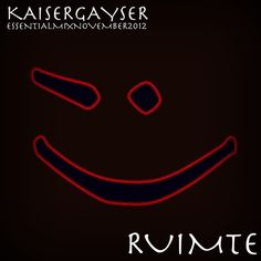 Kaiser Gayser 'RUIMTE' Essential Mix by Kaiser Gayser by Kaiser Gayser, via SoundCloud