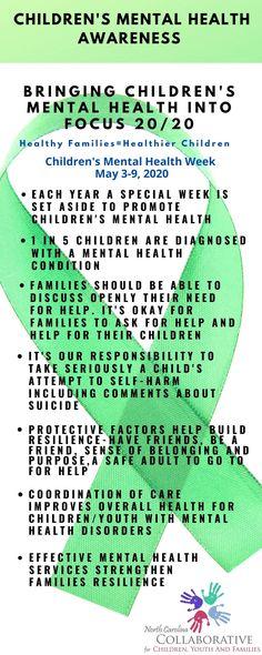 Home - NC Collaborative Children's Mental Health Week, Mental Health Services, Mental Health Conditions, Mental Health Awareness, Alternative Education, Health Dinner, Awareness Campaign, Health Promotion, Coping Skills