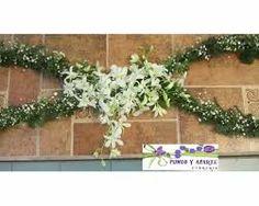 lazo de boda con flores naturales buscar con google