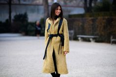 The Best Street Style From Paris Couture Week  - ELLE.com