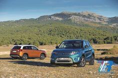 Nuova Suzuki Vitara 1.6 diesel, con cambio automatico DCT http://www.italiaonroad.it/2015/10/21/nuova-suzuki-vitara-1-6-diesel-con-cambio-automatico-dct/