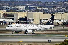 N688TA Star Alliance TACA International Airlines Airbus A320-214 cn 5243