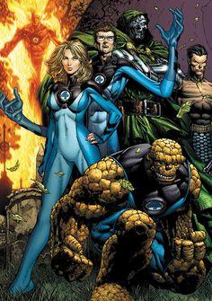 Fantastic Four Classic - Marvel - Life Size Cardboard Cutout Marvel Dc Comics, Hq Marvel, Marvel Heroes, Fantastic Four, Mister Fantastic, Comic Book Artists, Comic Artist, Comic Books Art, Dc Comics Characters