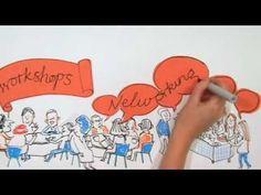 Neighbourhood planning event visual minutes