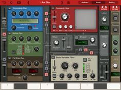 Reason Thor Synthesizer For iPad
