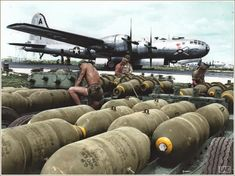 "Boeing B-29-40-BW, s/n 42-24592 ""Dauntless Dotty"", 869th Bomb Squadron, 497th Bomb Group, 24th of November 1944"