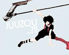 Juuzou Suzuya - Tokyo Ghoul