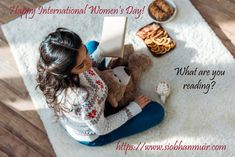 March 8 2018 Happy International Women's Day and Teddy Bear Thursday! I know so many amazing and fantastic women. Y'all are magnificent and I'm honored to know you. <3
