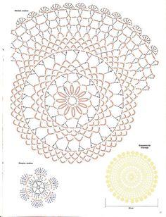 Lace napkins - Marianna Lara - Picasa Webalbums