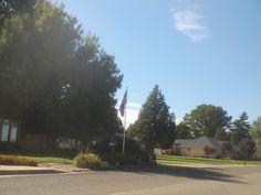 PT SEPT 2014 BOISE IDAHO US FLAG.