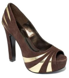 I own these and love them! They're actually really comfy! Jessica -simpson-shoes