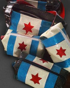 Chicago Flag Hero Collection!