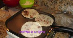 Easy Recipe for Pupusas Revueltas.   There is nothing more Salvadoran than pupusas.     Pupusas = El Salvador and El Salvador = Pupusas...