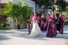 Real Weddings {Mexico}: Ebony & Marques! - Blackbride.com