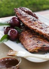 This simple BBQ Beef Brisket recipe may be cooked indoors in the oven or outside on the grill. Makes a mouth-watering BBQ either way.