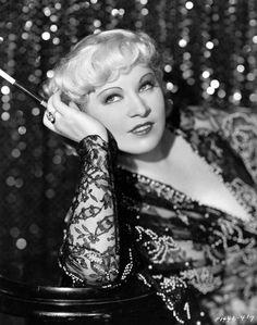 Mae West, 30's.