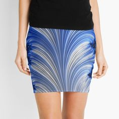 Knitted Fabric, Tie Dye Skirt, Chiffon Tops, Digital Art, Mini Skirts, Printed, Awesome, Accessories, Design