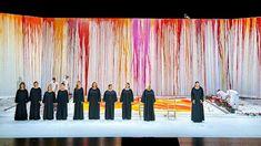 Jackson Pollock, Klaus Florian Vogt, Grand Front, Richard Wagner, Art Supplies, Bucket, Colored Mason Jars, Parallel Universe, Musical Composition