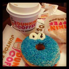 Blue Coco en Dunkin' Coffee