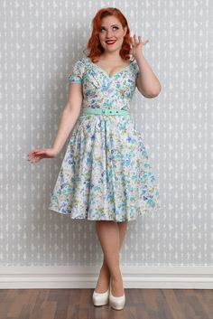 Mila-Milee  -Adorable and stylish swing dress