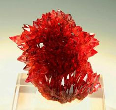 What an amazing rhodochrosite from South Africa!