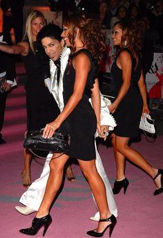 Prince with the Aussie Twinz - 2007