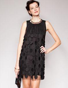 d569b53c5b Pixie Market Bubble mesh dress Mesh Dress