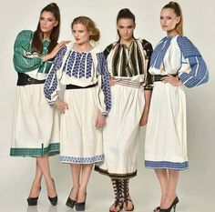Over 200 models of traditional Romanian blouses 'Ie' on display at fair in Bucharest this weekend - http://www.romania-insider.com/over-200-models-of-traditional-romanian-blouses-ie-on-display-at-fair-in-bucharest-this-weekend/102062/