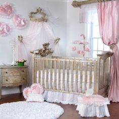 Glenna Jean Anastasia Crib Bedding Collection - BedBathandBeyond.com