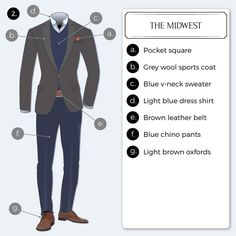 How to Dress for Business Casual Attire