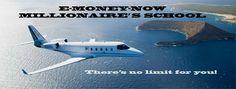 E-MONEY-NOW Millionaire's School - Learn how to build an INTERNET EMPIRE! http://e-money-now.com/millonaires_school/