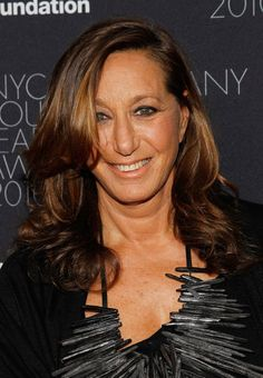 Donna Karan is an American fashion designer and the creator of the Donna Karan New York and DKNY clothing labels.