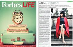 Two More Press Features I`m extremely Honored By | AnaMorodan.com